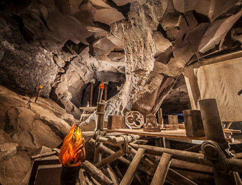 La Grotte de la Pierre